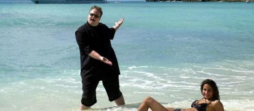 Kim Dotcom/photo by Sam Churchill via Flickr/https://www.flickr.com/photos/samchurchill/8329994169