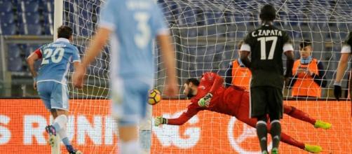 Lazio e Milan pareggiano.Al gol di Biglia risponde Suso - fcinter1908.it