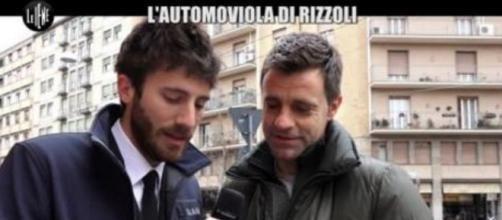 Nicola Rizzoli intercettato dalle Iene