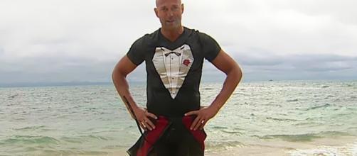 Stefano Bettarini conquista Dayane Mello