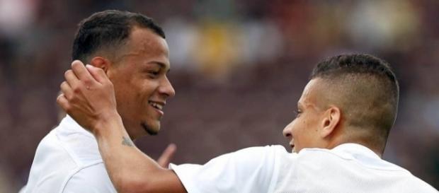 Atacante Natan assina contrato de dois anos com o Corinthians - com.br