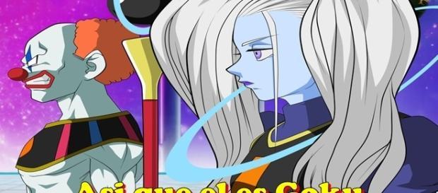 Dragon Ball Super 79, 80 y 81 El dios destructor payaso del universo 11