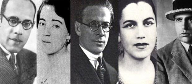 Grupo dos cinco do modernismo brasileiro - (Fonte: Google. com)