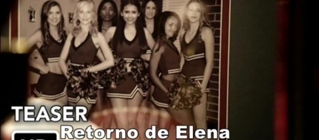 Imagem/Divulgação: (Youtube/The CW). Elena desperta.