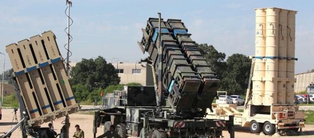 Opreazioni militari contro lo Stato islamico in Siria