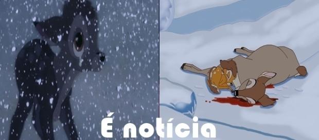 Bambi: saiba porque a maioria dos personagens da Disney não tem mãe ou perderam