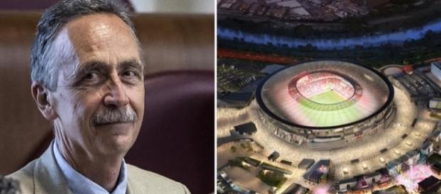 Secondo Paolo Berdini lo stadio della Roma sarebbe un regalo agli speculatori