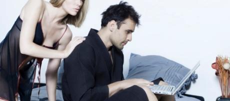 As redes sociais são um problema para muitos casais.