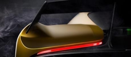 Fittipaldi EF7 sarà al Salone di Ginevra. Image credit: Pininfarina