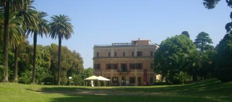 Palazzo Corsini, Roma, Villa Pamphili