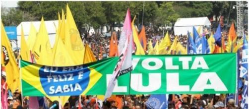 A volta do ex-presidente Lula como candidato