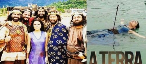 Aruna é capturada por cinco reis em 'A Terra Prometida'