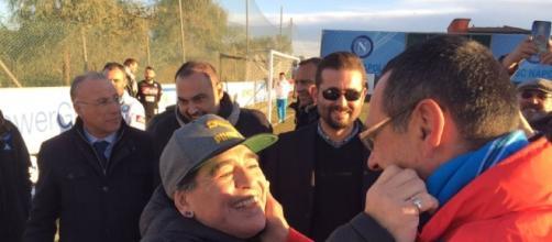 Diego Armando Maradona - Calciomercato Napoli - napoli.it