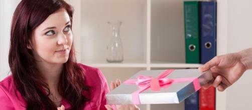 I regali ricevuti per San Valentino non devono essere restituiti.