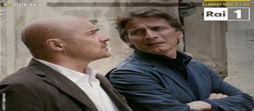 Il Commissario Montalbano: Luca Zingaretti e Cesare Bocci.