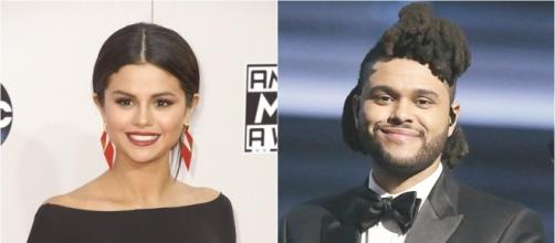 Selena Gómez y The Weeknd enamorados