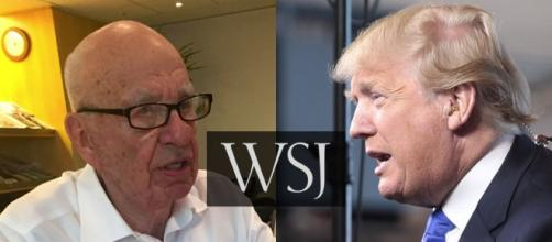 Wall Street Journal Reporters Concerned About Paper's Softer Trump ... - mediamatters.org