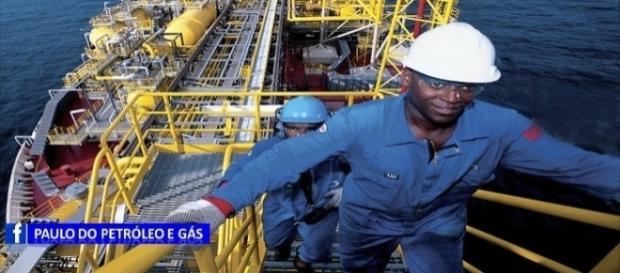 A Angola agora é rei do petróleo na Africa