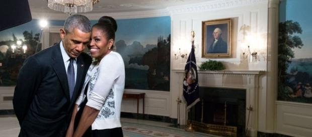 Barack Obama and Michelle Obama (Image credits: Twitter.com/barackobama)