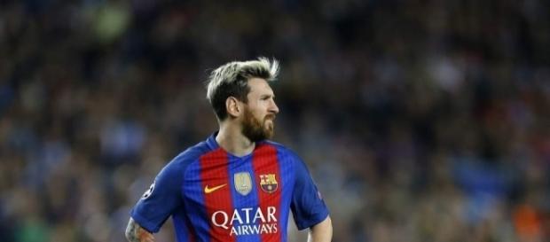 Barcelona levou uma goleada do PSG.