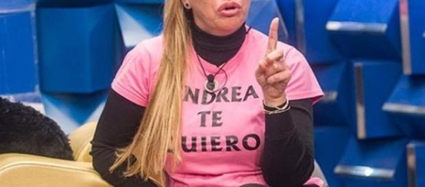 """Belén Esteban: """"¿Pero tú qué te crees, que Paolo (Vasile) va a ... - europapress.es"""