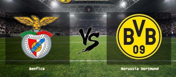Benfica x Borussia Dortmund: assista ao jogo ao vivo