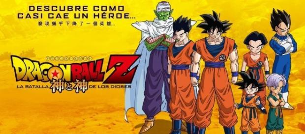 Definitivo] Dragon Ball Z:La batalla de los Dioses(estreno) - Taringa! - taringa.net
