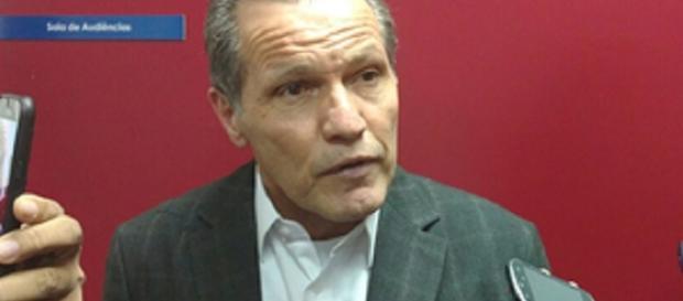 Ex-governador do MT, Silval Barbosa, é preso pela Polícia Civil.