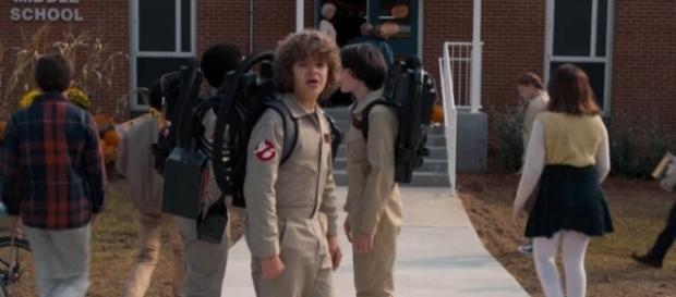 Imagen de la segunda temporada de Stranger Things