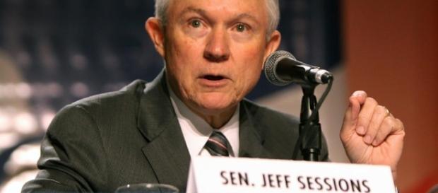 Jeff Sessions è l'attuale attorney general americano - avvenire.it