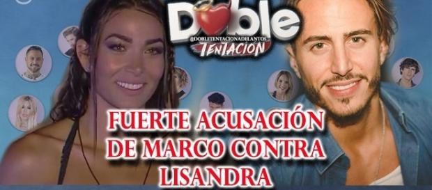 Marco nuevamente acusa a Lisandra