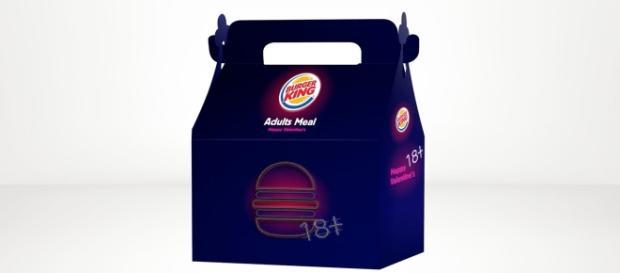O kit especial contém o combo do lanche e um item a escolha do cliente.
