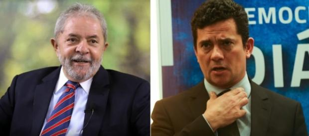 Sérgio Moro é ofendido por defesa de Lula