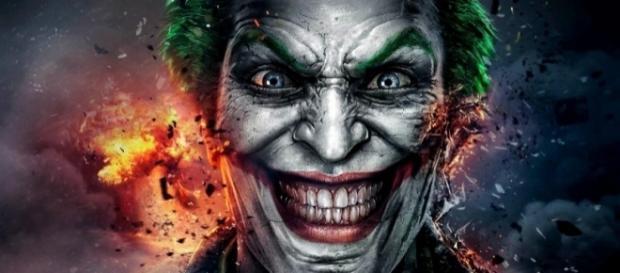 Sorriso de um dos psicopatas mais famosos da ficção