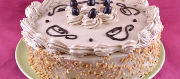 Torta bacio perugina - Ricetta Torta bacio perugina - gnamgnam.it