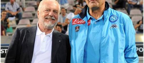 Accordo tra De Laurentiis e Sarri: raddoppia lo stipendio del ... - napolitoday.it