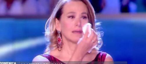 Barbara D'Urso attaccata da Alba Parietti