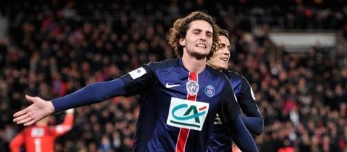 Adrien Rabiot nel mirino di tre club italiani - bleacherreport.com