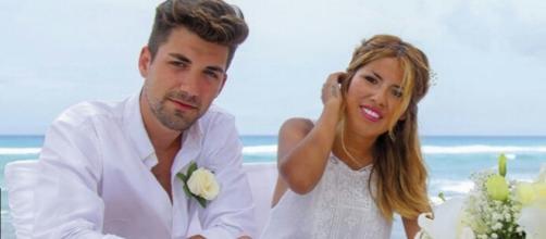 Chabelita y Alejandro en Cancún
