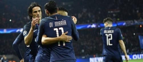 Champions League, Paris Saint-Germain-Barcellona 4-0