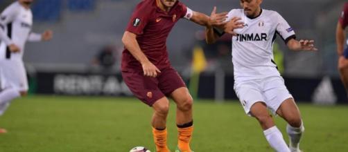 Diretta tv Roma-Villareal su canale 8