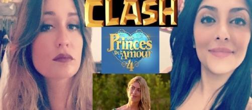 La guerre se poursuit entre Joanne, Elsa et Sabrina des Princes de l'Amour 4