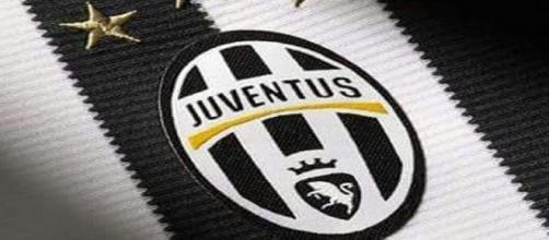 Lo stemma ufficiale della Juventus