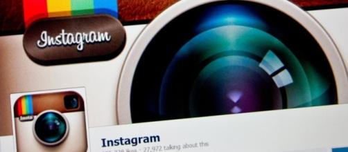 Logo del social network Instagram