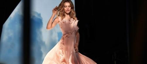 Natalia Voadianova indossa Bionic per H&M