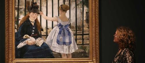 quadro di Manet in mostra a Palazzo reale