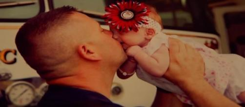This baby girl came into the world with the help of a firefighter ... - newzmagazine.com