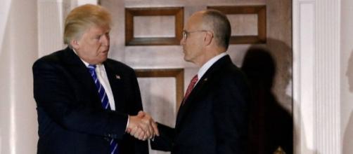 Trump Picks Fast-Food CEO Andrew Puzder as Labor Secretary ... - democracynow.org