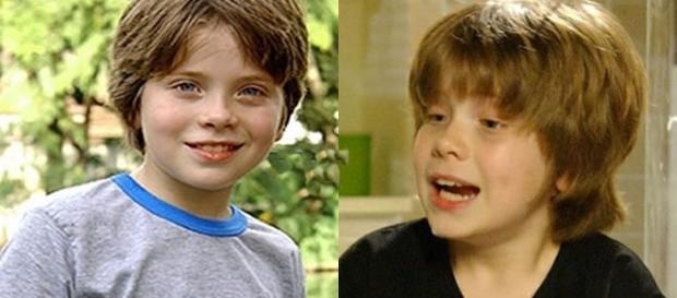 Antes e depois do ator Pedro Malta