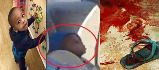 Bebê é alvejado por tiros, ao vivo, no Facebook - Google